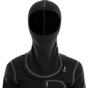 Aclima WarmWool Combinaison Enfant, jet black